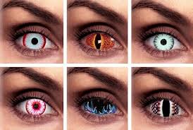 Think Twice Before Buying Cosmetic Contact Lenses This