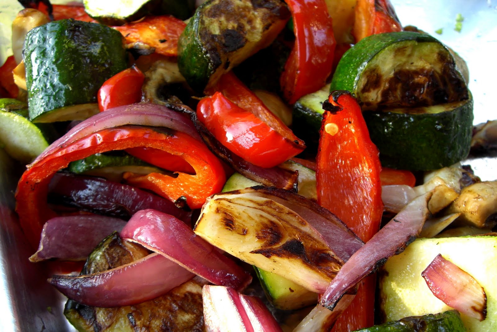 Delicious Vegetarian Options for the BBQ