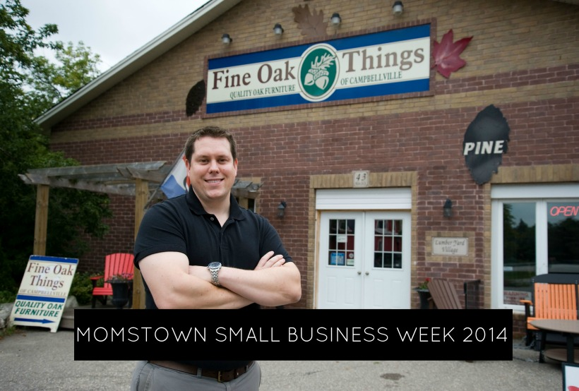 Small Business Week Spotlight 2014: Fine Oak Things – Jon Namath