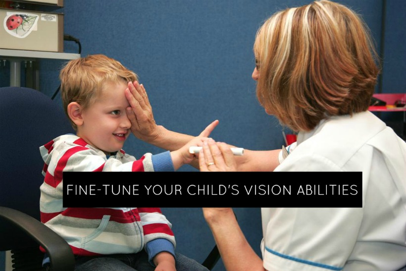 Fine-Tune Your Child's Visual Abilities