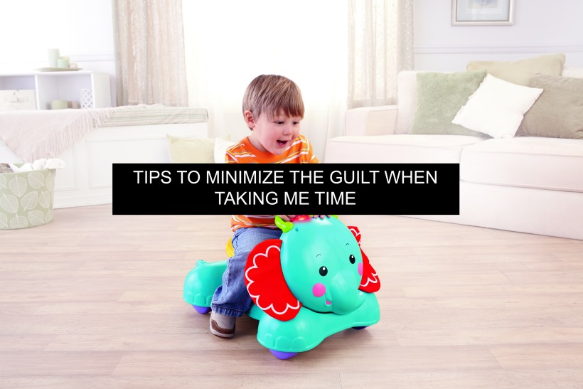 "Milton Moms Learn Helpful Tips to Minimize the Guilt When Taking ""ME"" Time"