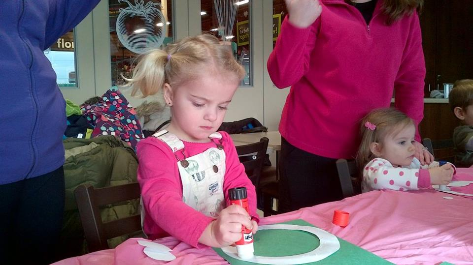 St. Patrick's Day themed Crafts for Children