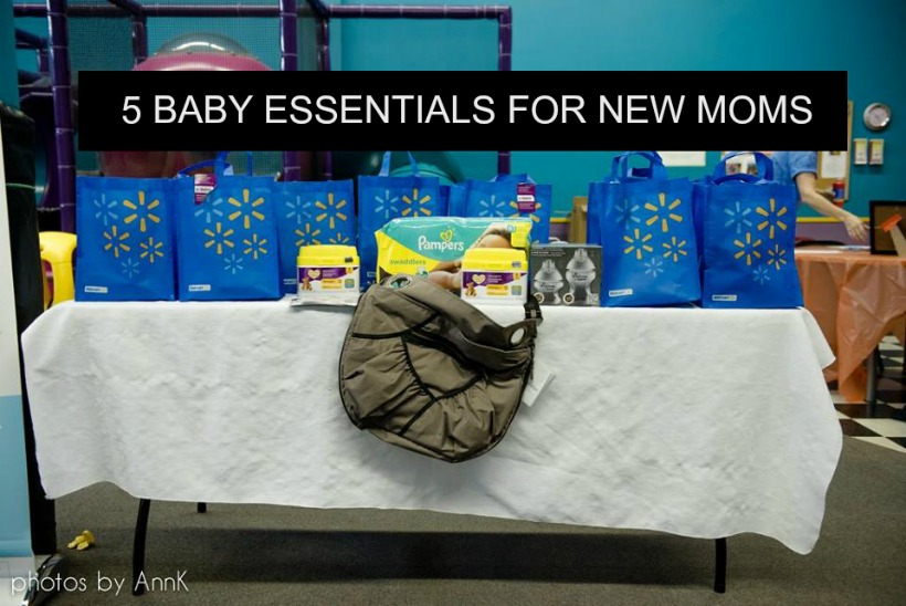 """Top 5 """"Must Have's"""" for Baby!"""