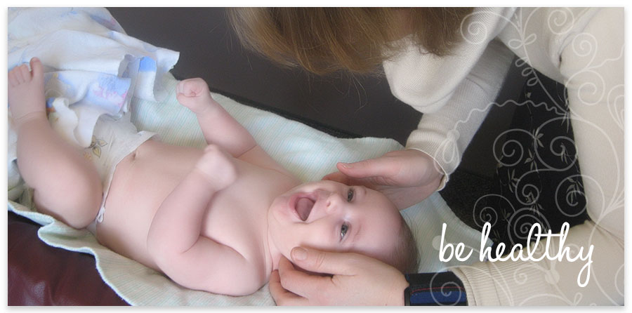 What is Osteopathy and how can it help my Baby?