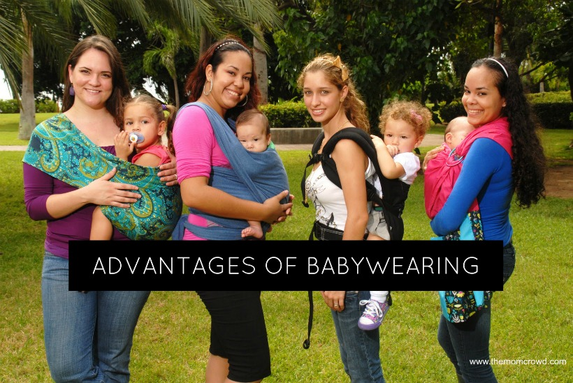 How Babywearing can help you connect with your child