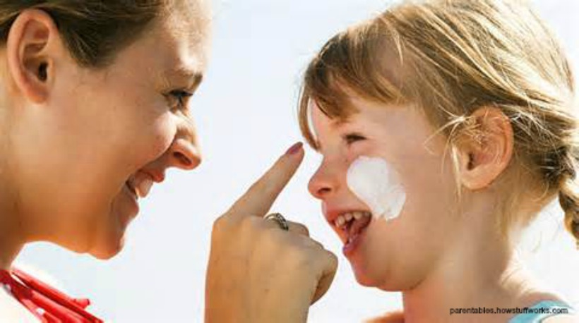 SUNCARE FOR YOUR KIDS