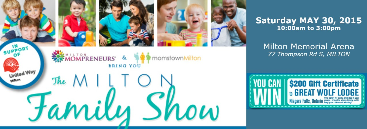 Don't Miss All the Fun at the 2015 Milton Family Show